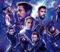 avengers endgame hollywood movies