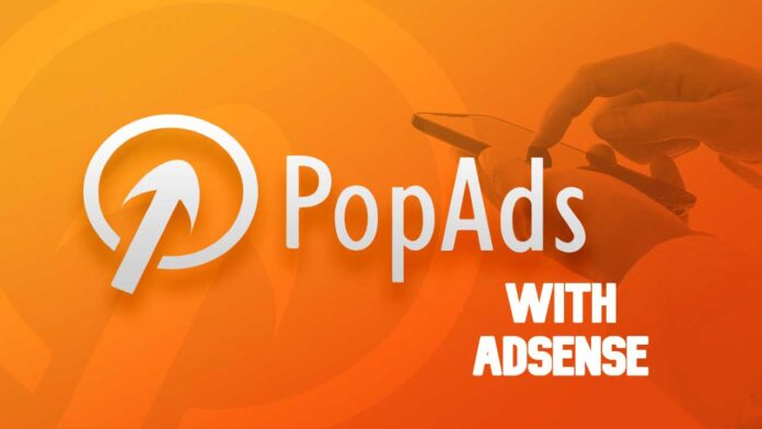How to use PopAds