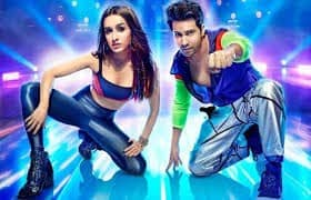 Street Dancer 3D movie All Songs List 2020